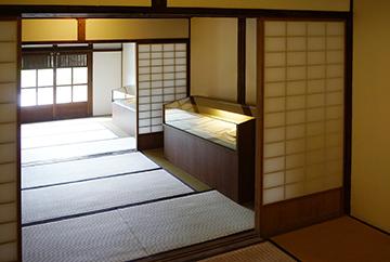 ↑ 1階 和室。